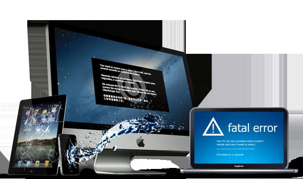 Computer Repair & Troubleshooting